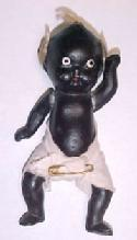 Doll BLACK Baby JAPAN- Toys