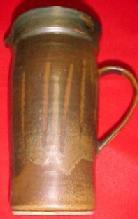 Arts & Crafts CRANBROOK Pottery Pitcher Signed - Pottery