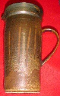 Arts & Crafts CRANBROOK Pottery Pitcher Signed - Pottery