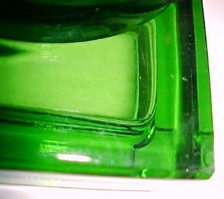 ECLIPSE Danielson Green INKWELL - Glass