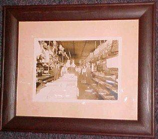 COUNTRY STORE PHOTO Framed - Paper