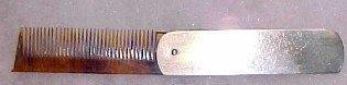 COMB  in Sterling Case - Silver