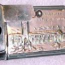 ST. LOUIS World's Fair Match Safe Cigar Cutter - Tobacciana