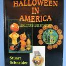 old vintage HALLOWEEN in America Collectors Guide with Prices by Stuart Schneider - paperback