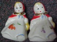 Little Red Riding Hood S/P - Porcelain