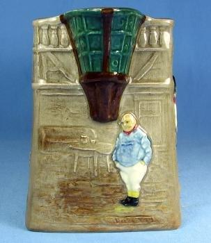Royal Doulton Mr PICKWICK ~ The Pickwick Papers Pitcher - Antique Royal Doulton Pottery