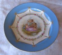 Huge Serves Style Porcelain Charger