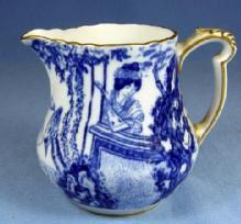 Royal Crown Derby Porcelain CREAMER Pitcher