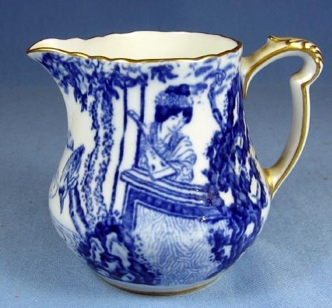 Royal Crown Derby Porcelain CREAMER Pitcher