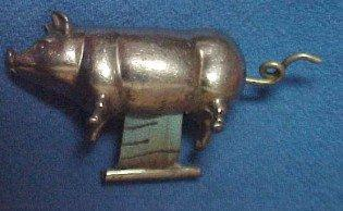 PIG Figural Tape Measure - Figural