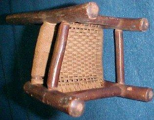 Adirondack Old Hickory Toy Chair - Toys