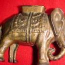 Elephant BANK Blanket Cast Iron - Toys