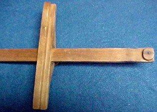 Panel Gage Scribe Copper Brass - Tools