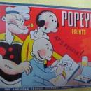 POPEYE Paint Tin Box- Toys