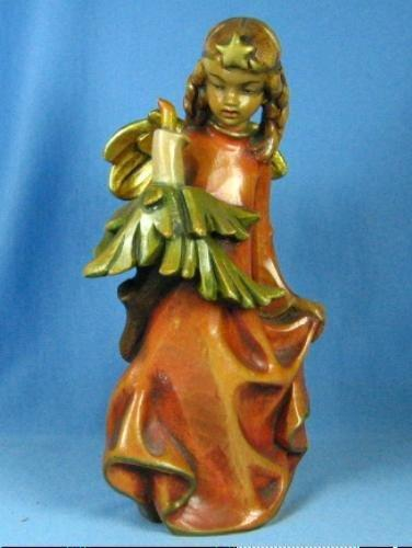 Anri Carved Wooden ANGEL Collectible