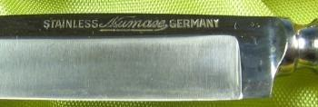 Kitchen Knife German Steak Knife Group - Antique Grah Ohliger Solingen misc