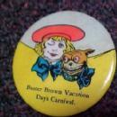 BUSTER BROWN Mirror - Child Advertising