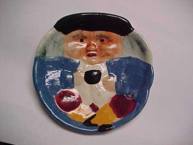 Mr. Man Staffordshire Porter + Sons - Porcelain/Fine China