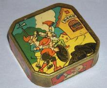 ELF Dime Register Metal Bank - Toys