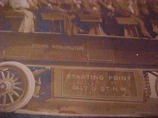 1903 SEEING WASHINGTON  D. C. Capitol - Paper