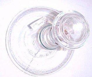 WINE Boatman's Decanter - Glass