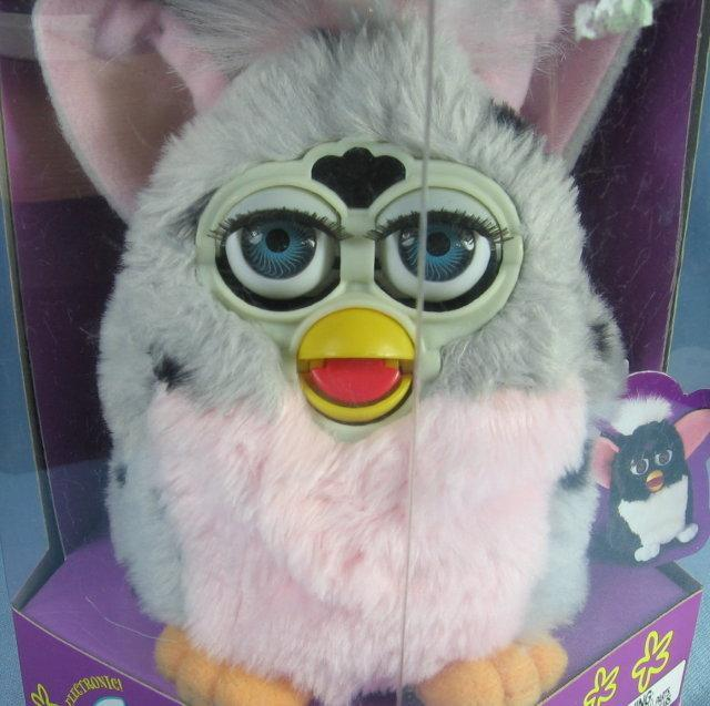 Electronic FURBY TIGER #70-800 New in Box Collectible Toy