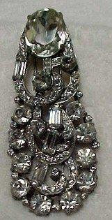 Eisenberg Original Fur Clip LARGE - Jewelry