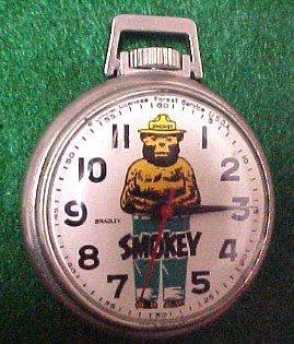 SMOKEY the Bear Watch - Toys