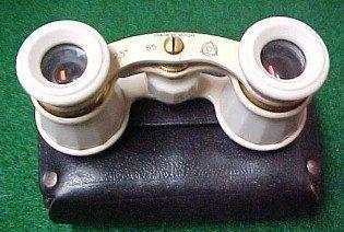Opera Glasses Binoculars - Metalware