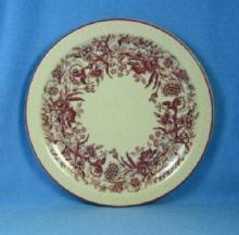 Shenango Pottery China INCA WARE Incaware Lunch Plate