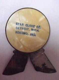 Cigar Cutter STAR GLOVE CO. - Tobacciana