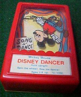 MICKEY MOUSE DANCER - Toy