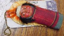 Papoose Mailer Native American - Toy