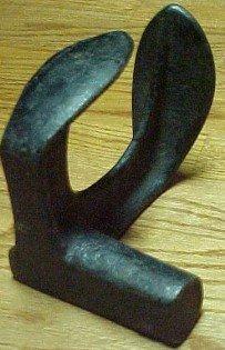 Cobbler's Farrier Shoe Last Blacksmith Iron - Metalware