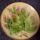 Old Majolica GERMANY Plate - Porcelain
