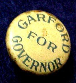 Cuff Link Button GARFORD for GOVERNOR - Metals/Buttons & Badges