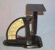 IDEAL Postal Scale - Metalware