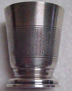 Sterling Wine Cup - Silver