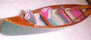 Canoe Model Toy - Sporting