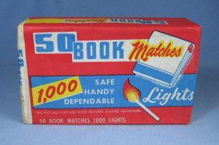 Kitchen Advertising old Vintage Paper MATCH BOOK or MATCHBOX Group
