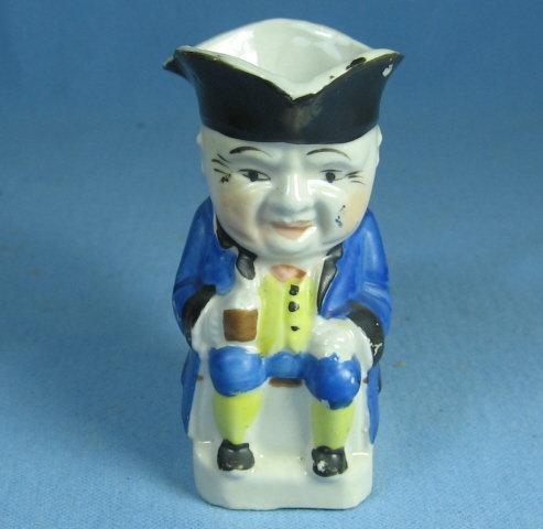 TOBY Pitcher Mug - Vintage Pottery