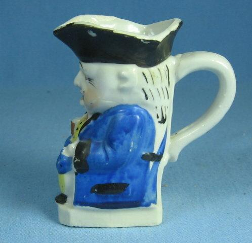 TOBY Pitcher Mug - Vintage Pottery