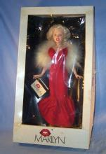 MARILYN MONROE Collectible Doll in Original Box