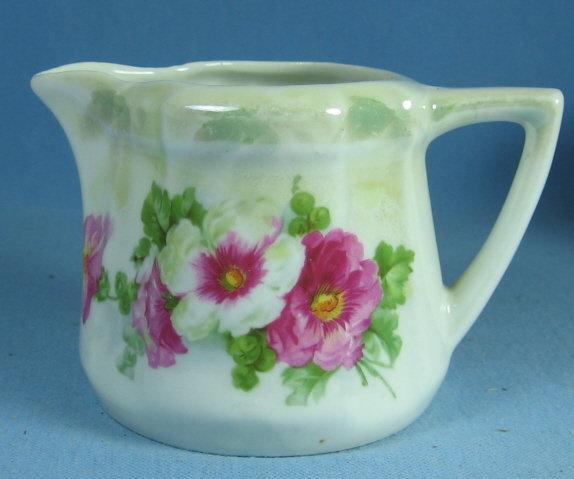 Vintage Bavaria LUSTRE Creamer Pitcher - Luster Porcelain