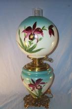 IRIS Hurricane Electrified Oil Lamp - Fine Art & Lamps