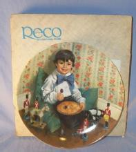 LITTLE JACK HORNER   Collectible Porcelain Plate