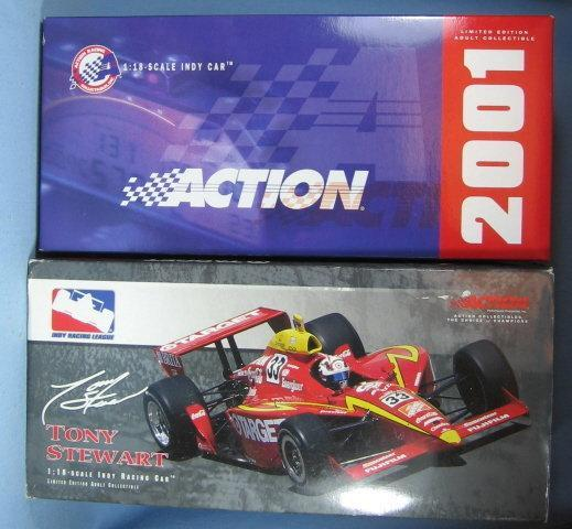 Tony Stewart 2001 INDY RACE CAR #33 Adult Toy 1/18 Model Limited Edition