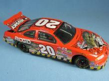 Tony Stewert JURASSIC PARK 1:24 Scale NASCAR Stock Car Adult Collectible Toy