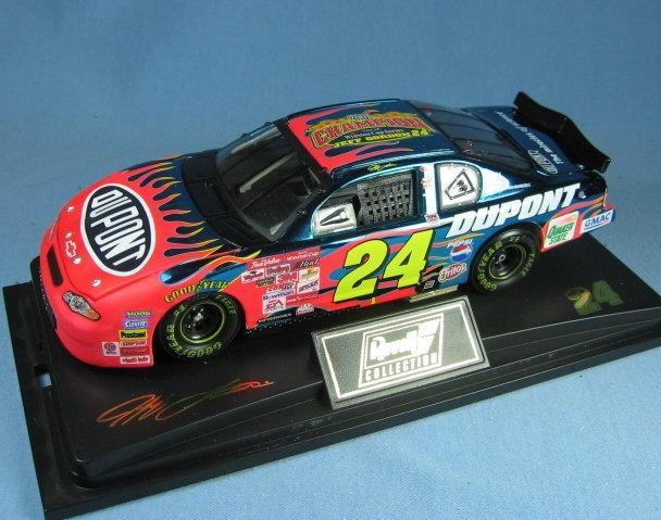 Jeff Gordon 1:24 NASCAR Winston Cup Series Die Cast Model Car - Adult Collectible Toy