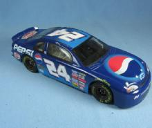 Jeff Gordon 1:24 NASCAR Pepsi Racing - Die Cast Collectible Adult Toy Car